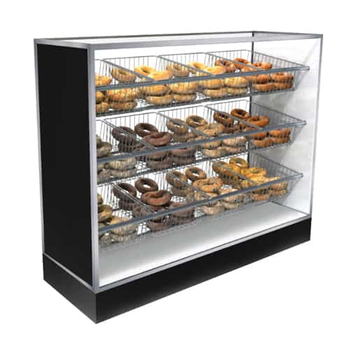 Countertop Bakery Display Case