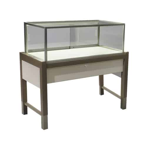 Float Display Cases