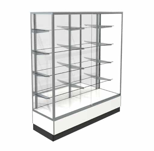 Upright Display Cases